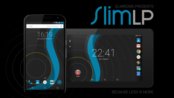 SlimRoms Android