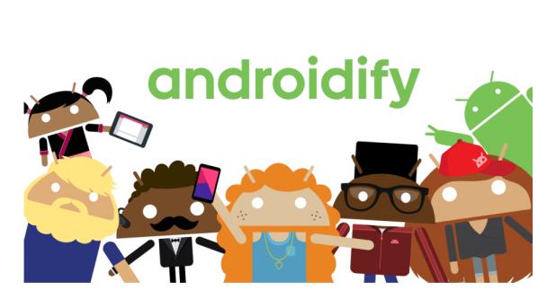 Aplikasi Androidify