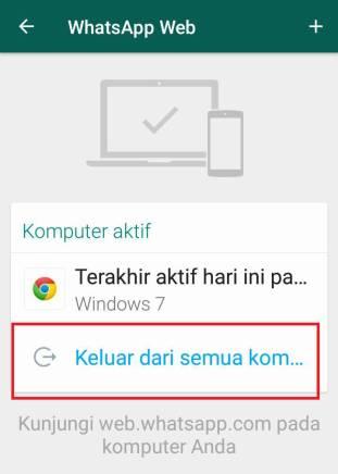 logout-whatsapp-web, whatsapp web, logout, logout whatsapp