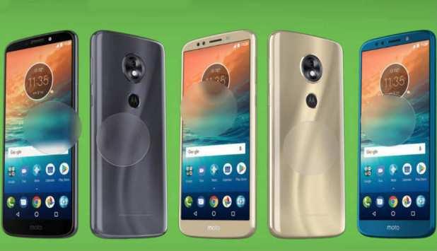 Motorola Moto G6 Plus Hadir Dalam 5 Warna