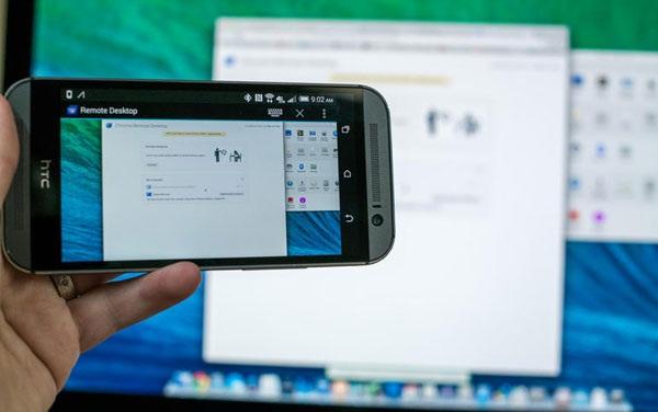 Cara Mudah Remote PC Dari Smartphone Android