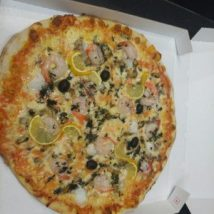 Pizza Neptune