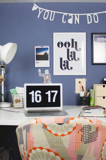 Workspace Tour