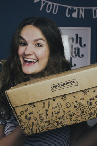 Unboxing: MyCouchBox September