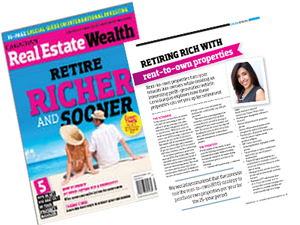 Lena Guirguis - Published Canadian Real Estate Wealth Magazine