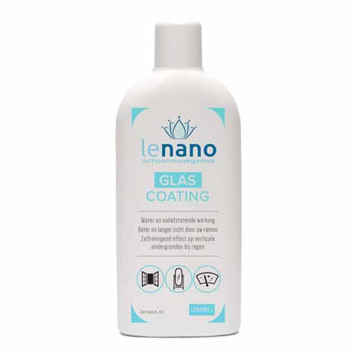 Lenano Glas Nano Coating 250ML front