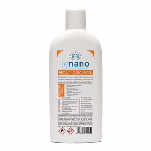 Lenano Hout Nano Coating back