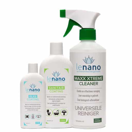 Lenano Sanitair Nano Coating set