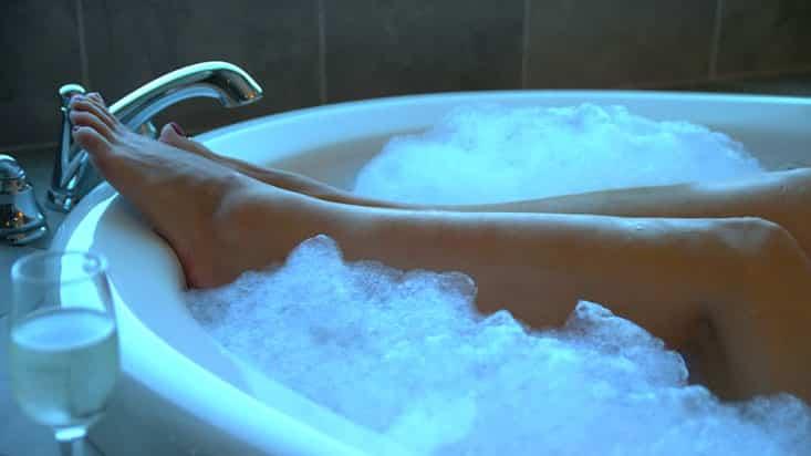 Badkamer schoon met Sanitair nano coating | Lenano schoonmaakgemak