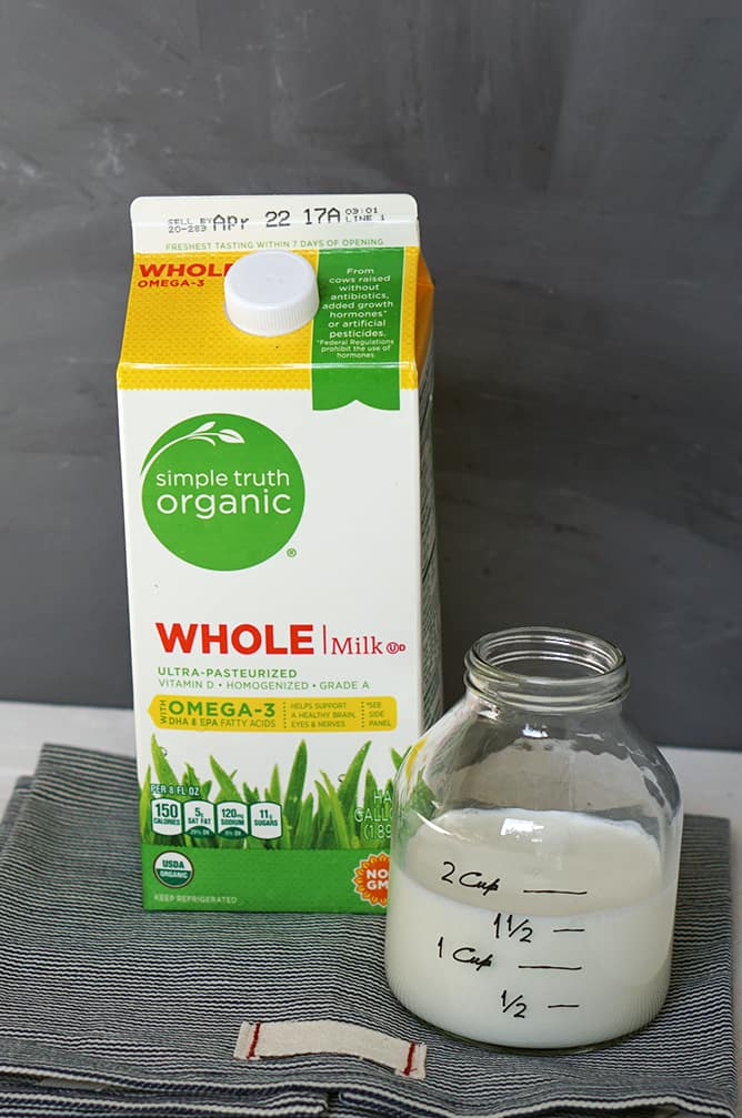 SIMPLE TRUTH MILK FOR CELERIAC SOUP