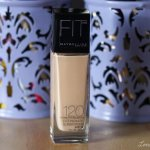 FOTD with Maybelline Fit Me Foundation