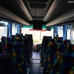 Bus Pariwisata Ardana (Interior)