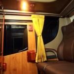 Bus Pariwisata Bimo (Interior)