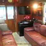 Luxury Bus AMTrans (Interior)