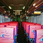 Bus Medal Jaya - Interior