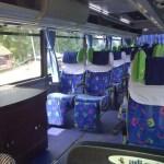Bus Surya Putra - Interior