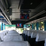 Double LCD - Bus Purnayasa