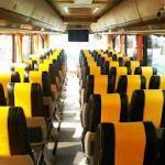Interior Bus Pariwisata seat 59