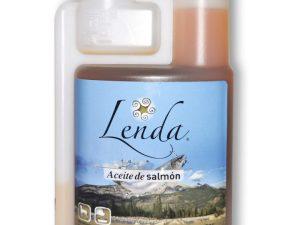 Aceite de salmón Lenda complemento