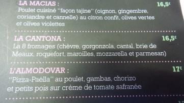 Quattro formaggi? Bitch, please.