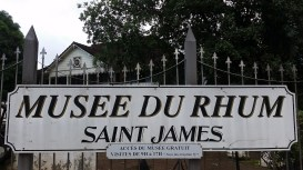 Musee du rhum Saint James