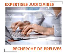 Vous avez un litige avec un salarié, votre informaticien ou celui qui a fait votre site Internet. Besoin d'une rapport d'expert pour préparer une action en justice ?