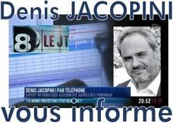 Le Journal des entreprises - Point de vue - Général Marc Watin-Augouard. « La menace cyber-terroriste n'a jamais été aussi vaste »