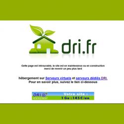 Le site web du Conseil régional des Pays de la Loire était toujours inaccessible en début d'après-midi lundi 8 février. (crédit : D.R.)