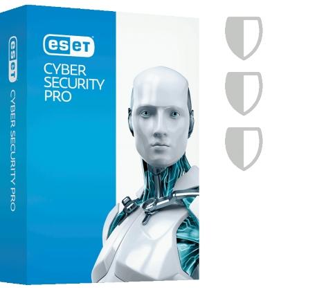 ESET Cyber Security Pro - Sécurité Internet pour Mac Vous souhaitez une protection maximale pour Mac ? Choisissez ESET Cyber Security Pro, suite de sécurité complète qui se base sur le moteur ESET, mondialement reconnu pour sécuriser des attaques réseau malveillantes. Compatible avec OS X 10.11 El Capitan.