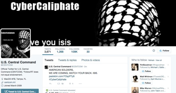 Cyber Caliphate ISIS
