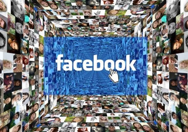 Visages et Facebook