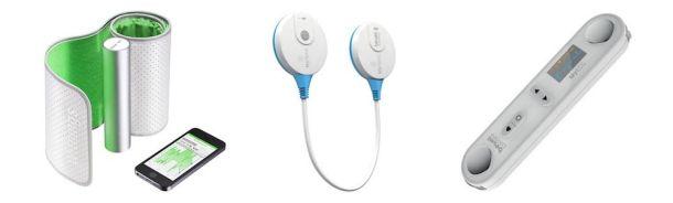 Tensiomètre Bluetooth, MyTens, MyECG