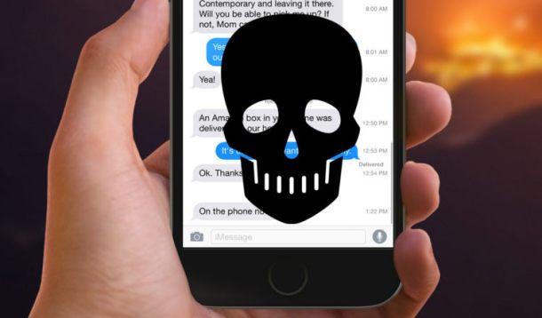 Un nouveau hack par MMS fait complètement planter l'application Messages