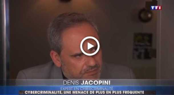 2018 06 20 TF1 - La cybercriminalité, une menace de plus en plus fréquente 680