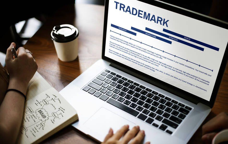 Diccionario jurídico: marca