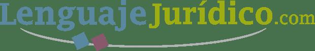 Logotipo de Lenguaje Jurídico