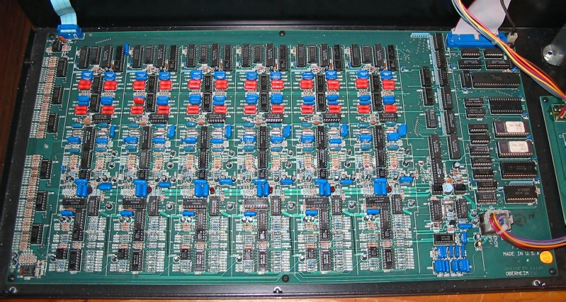 Oberheim Xpander Restoration By Benden Sound Technology