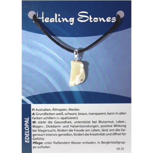 Healing Stones Edelopal