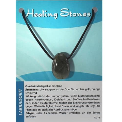Healing Stones Labradorit