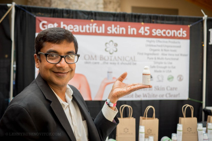 With a graduate degree in molecular biology and an MBA from Yale University and healthy nurturing of his traditional mother Im confident to say Sufhir is a leader in the skin care industry.