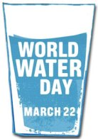 World Water day? Its kinda sad we need a world water day to raise awareness about water concerns.