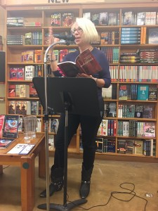 Lenore Weiss at Moe's Books, 10/13/2016