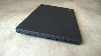Levá strana ThinkPad P50s
