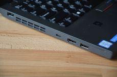 ThinkPad X270 left side