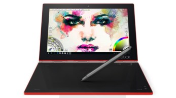 Yoga Book Ruby Red