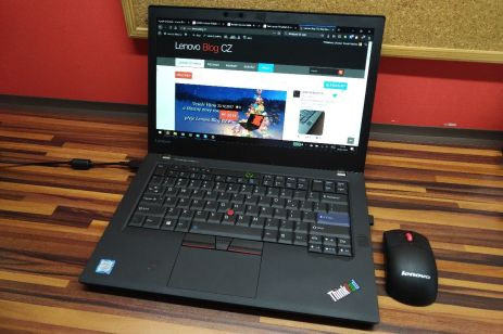 Lenovo ThinkPad 25 table view