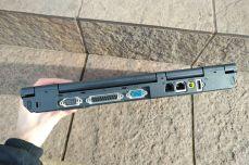 IBM ThinkPad A21e rear side