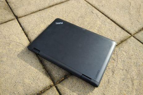 ThinkPad 11e lid