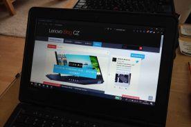 ThinkPad 11e screen 3