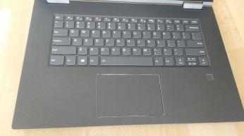 Příjemná klávesnice. Numerický blok by se ale vešel
